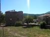 vista de la entrada del pueblo