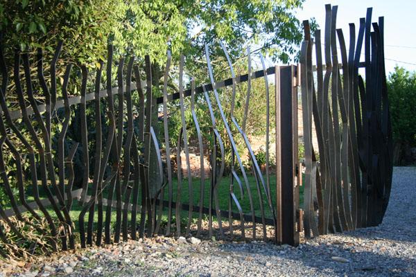 Rejas para una finca opensourcearchitecture - Rejas para jardin ...