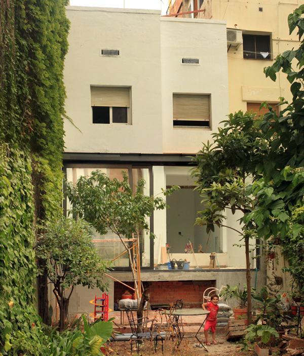 Casa sasha y l o reforma integral de una casa en for Reforma integral de una casa